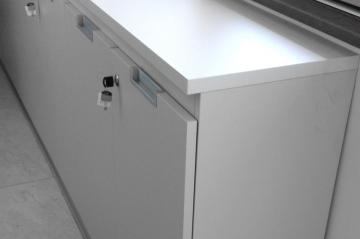 Storage cabinets for business premises